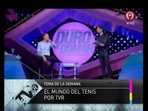 TVR - El Mundo Del Tenis Por TVR - 08-06-13