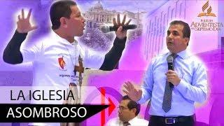 PASTORES ADVENTISTAS DIALOGAN CON PADRE LUIS TORO EN VIVO Desde COLOMBIA la IGLESIA