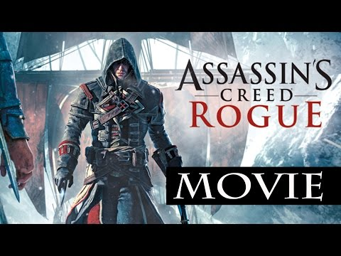 Assassin's Creed Rogue All Cutscenes (Game Movie) FULL STORY