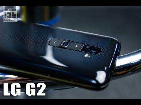 LG G2 - Обзор Смартфона от Keddr.com