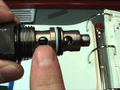 John Deere 140 Hydro Repair