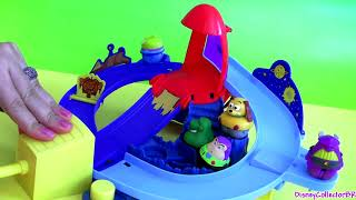 Zing Ems Rocket Rumble Playset Toy Story 3 Buzz Woody Jessie toys review Funtoys