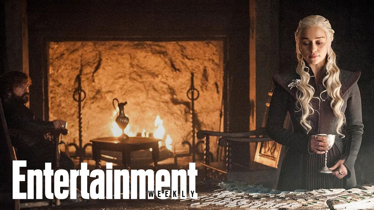 Game Of Thrones: Emilia Clarke On Daenerys' 'Heartbreaking' Loss | News Flash | Entertainment Weekly