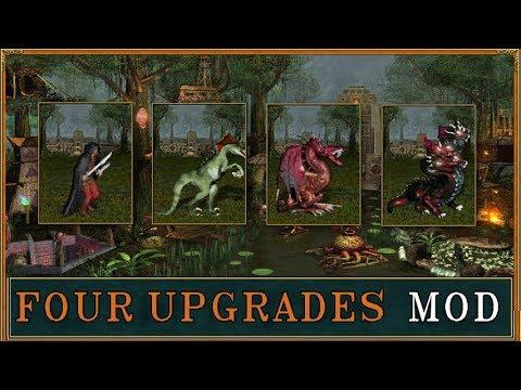 Heroes III - Four Upgrades 2 Mod (WoG/Era)