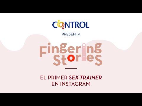 'Fingering Stories', el entrenador sexual de los preservativos Control
