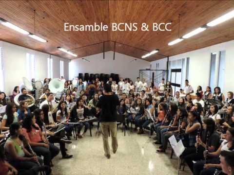 Banda Comunal de Candelaria y Banda Colegio Nuestra Señora