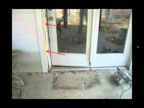 Hung Interior Doors on Door Frame Repair By Promaster Home Repair   Handyman Of Cincinnati