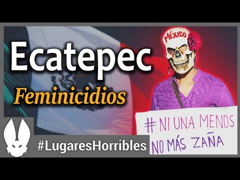 Los lugares mas horribles del mundo: Ecatepec