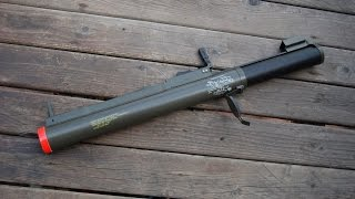 Avengers Airsoft M72 LAW 40mm Launcher