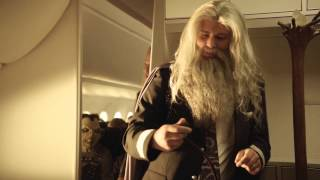 An Unexpected Briefing - Air New Zealand  #hobbit.mp4