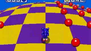 Gameplay: Sonic 3 & Knuckles - Chaos Emerald 07