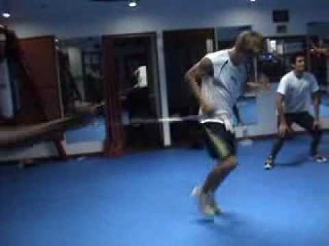 Boxing/Savate Circuit Training & Sparring at Boxer Rebellion Gym Bangkok Image 1