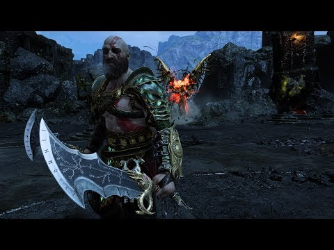 God of War - Queen Killer - Blades of Chaos: Chaotic Flurry (Give Me God of War) thumbnail
