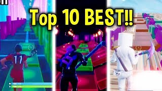 Top 10 BEST Popular Songs with Music Blocks in Fortnite!