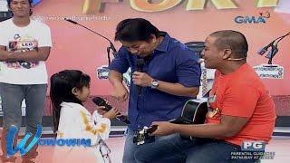 Wowowin: Composer na si Buboy, inantig ang puso ng mga audience