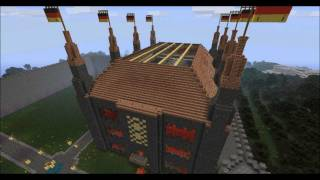 Minecraft Burg + Schloss (V.1.3) mit Download