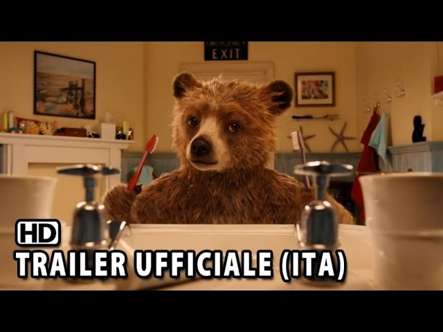 Paddington Trailer Italiano Ufficiale #1 (2014) - Nicole Kidman Film HD