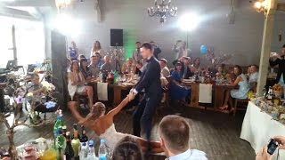 Amazing wedding dance !;) Wicked games cover !;)