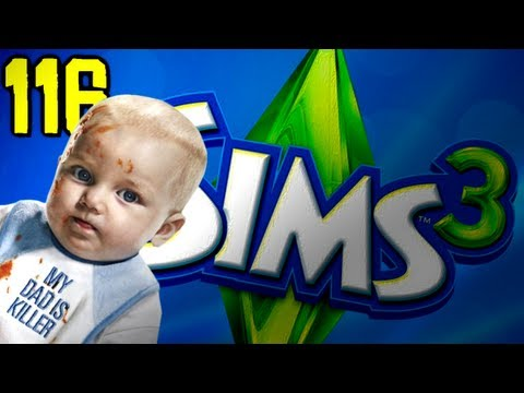 The Sims 3 w/ Chilled (Part 116: Dexter? OO)