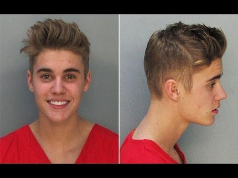 Justin Bieber arrested and charged for DUI and drag racing in Miami