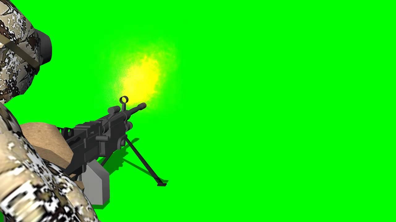 Machine Gun Muzzle Flash Front Hand Gun Muzzle Flash 4 Mp3