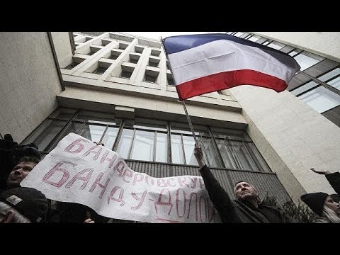Ukraine's Crimea: a hotbed of Russia-bound separatism