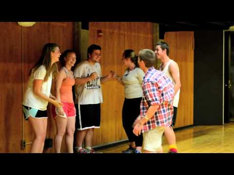 Bennington College Athletic Department Media: Dodgeball Promo