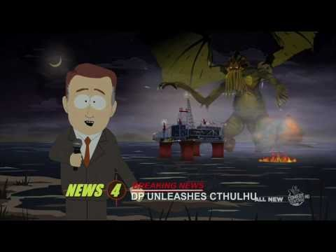 The Coon Quadrilogy Trailer (South Park) HD