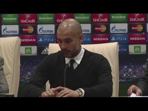 Guardiola satisifed with Bayern Munich win
