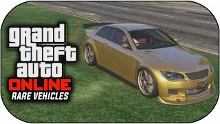 GTA 5 Online Rare & Secret Cars - FREE Customized SENTINEL XS Spawn Location (GTA 5 Rare Vehicles)