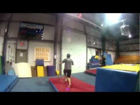 Champlain College Parkour and Freerunning Club