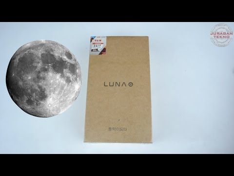 LUNA G Unboxing Indonesia (Juragan Tekno)
