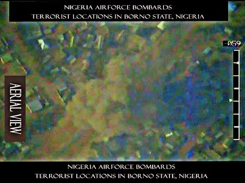Nigeria Air-Strikes against Boko Haram