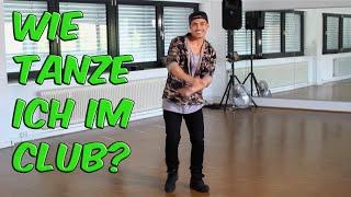 Tanz Tutorial: Wie Tanze Ich Im Club? (Hip Hop) | Tanzen Lernen Mit Zcham