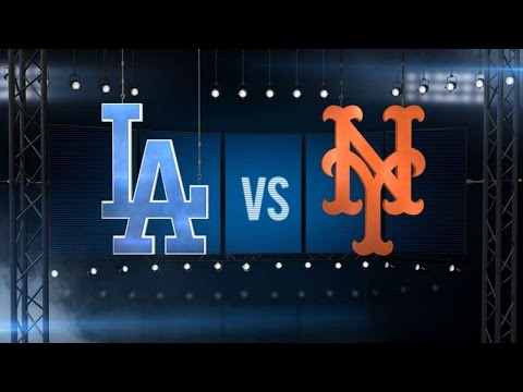 7/23/15: Kershaw's gem helps Dodgers top Mets, 3-0