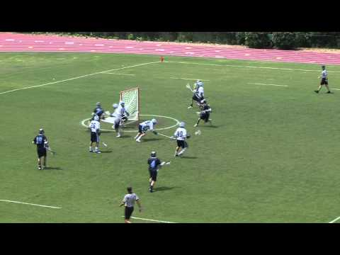 Lovett Varsity Boys Lacrosse vs Pope High School, 2nd round playoffs, 2012