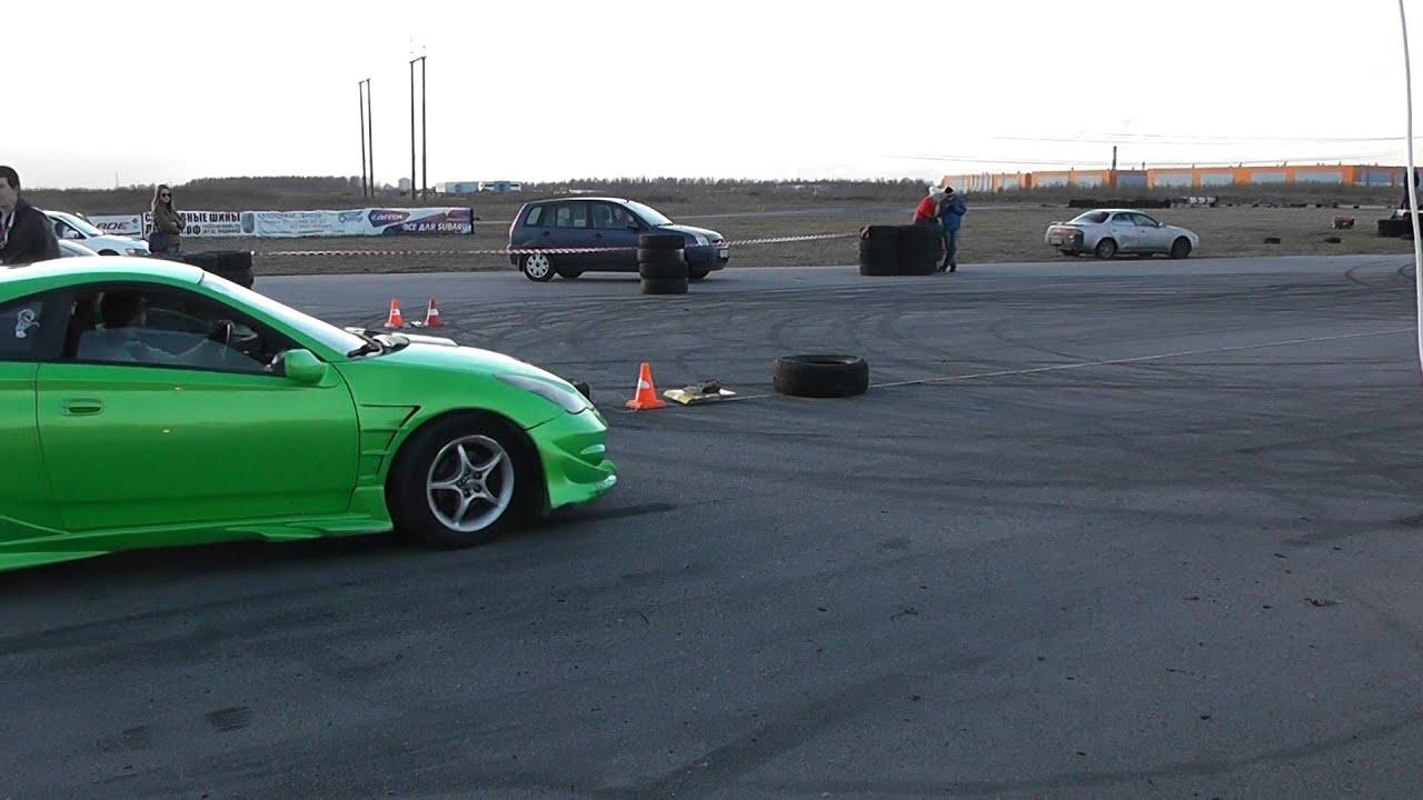 Snow drift Porsche 911 turbo s (997) автодром СПб