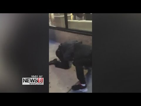 Conn. teen puts cop in headlock