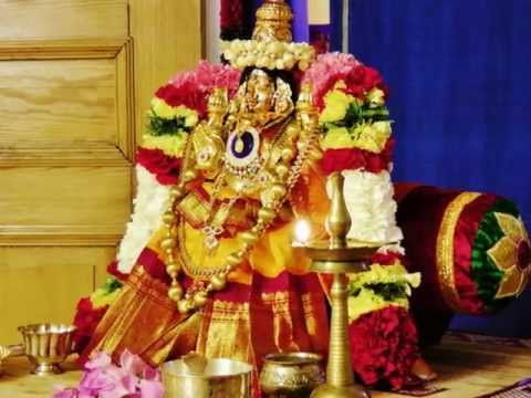 Carnatic Compositions On shree (sri Mahalakshmi) - shree Rama Padhamboruham (papanasam Sivan) video