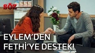 Söz | 21.Bölüm - Eylem'den Fethi'ye Destek!