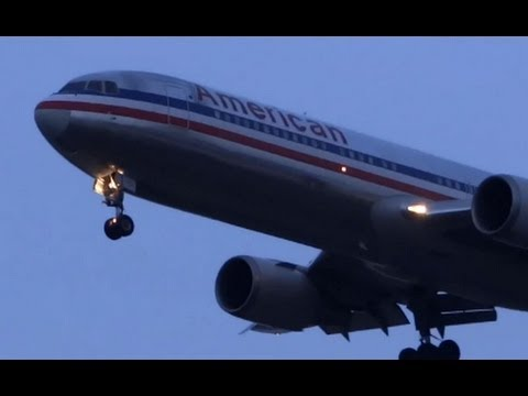Plane Spotting Compilation #11 - Chicago O'Hare International Airport - United, American Airlines