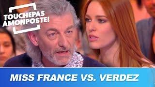 Gilles Verdez règle ses comptes avec Miss France 2018