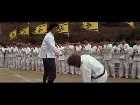 Kung-fu: Bruce Lee Vs. Robert Wall video
