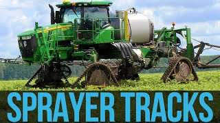 9000 Series Sprayer Tracks