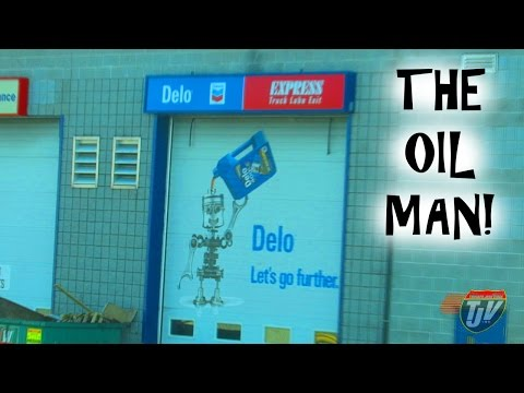 TJV - THE OIL MAN! - #782