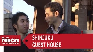 Shinjuku Guest House - Furnished Accommodation in Tokyo by gogonihon.com & Borderless House