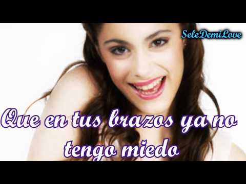 Te Creo Violetta Con Letra