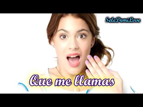 Te Creo Violetta Con Letra