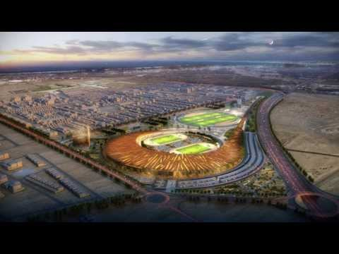 Architectural Design Competition: A Sports Training Complex at Althumama, Qatar
