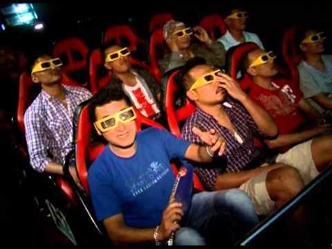 12 d cinema cocktail on news 24 by anuz thapa